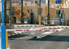 Automatic Boom Barrier