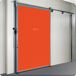 Sliding Cold Storage Door